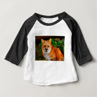 Fuchs Fox Animal Baby T-Shirt