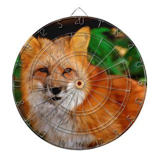 Fuchs Fox Animal Dartboard