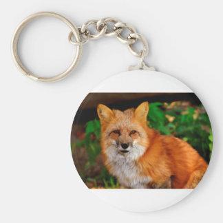 Fuchs Fox Animal Keychain