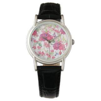 Fuchsia Fantasy Watches