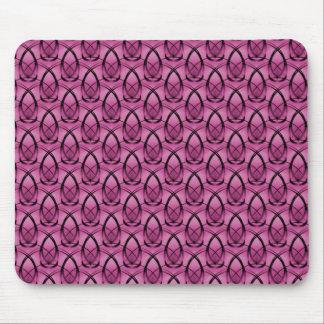 Fuchsia Fashion Forward Mousepad