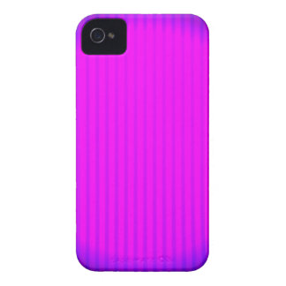 Fuchsia LED lamp iPhone 4 Cases