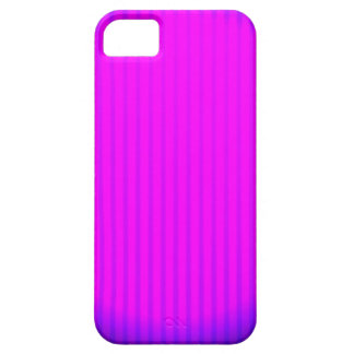Fuchsia LED lamp iPhone 5 Cover