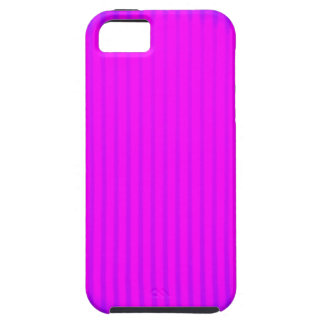 Fuchsia LED lamp iPhone 5 Covers
