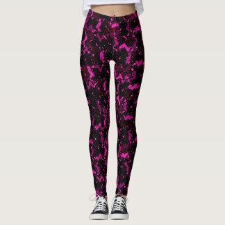 Fuchsia♥ Leggings