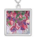 Fuchsia Lore Necklace