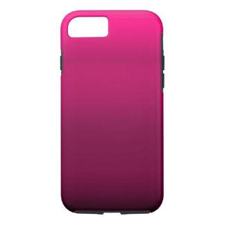 Fuchsia Ombre iPhone 7 Case
