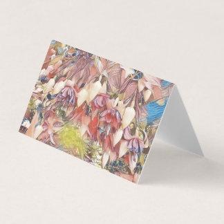 Fuchsias in Bloom Card