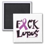 Fuck Lupus Refrigerator Magnet