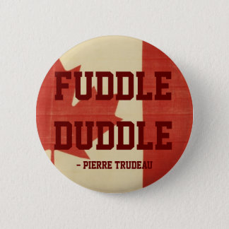 Fuddle Duddle 2 Inch Round Button