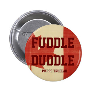 Fuddle Duddle 2 Inch Round Button