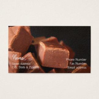Fudge Business Card