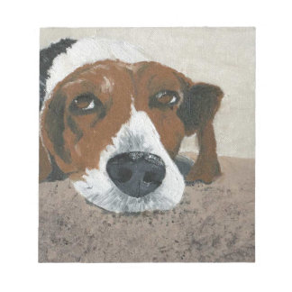 Fudge the Beagle Notepads