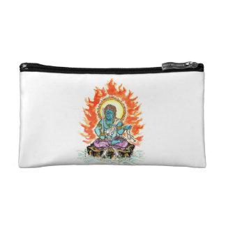 Fudo Myo-O/firm discernment throne image Makeup Bags