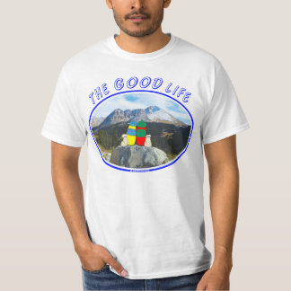"""Fudsy Faces""-Value, T-Shirt-The Good Life T-Shirt"