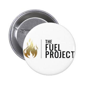 Fuel Badge 2 Inch Round Button