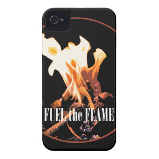 fuel the flame iPhone 4 Case-Mate case