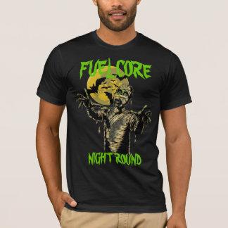 FUELCORE night round T-Shirt