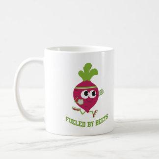 Fueled By Beets Coffee Mug