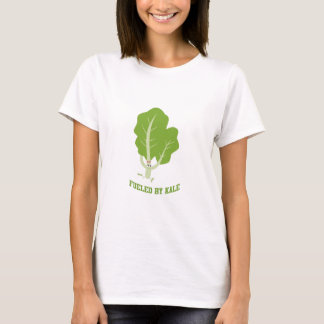 Fueled by Kale running kale T-Shirt