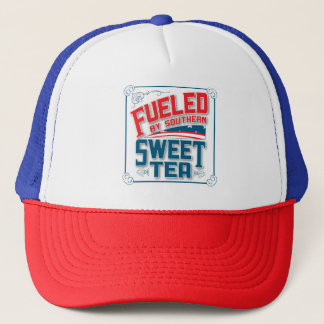 Fueled by Southern Sweet Tea Trucker Hat