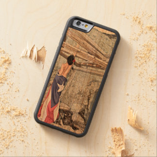 Fuerza - full image carved cherry iPhone 6 bumper case