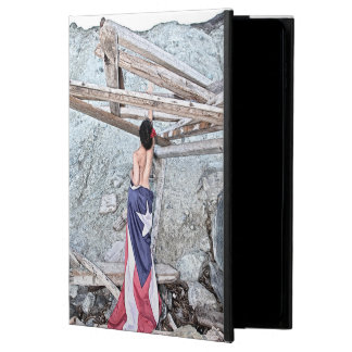 Fuerza - full image powis iPad air 2 case