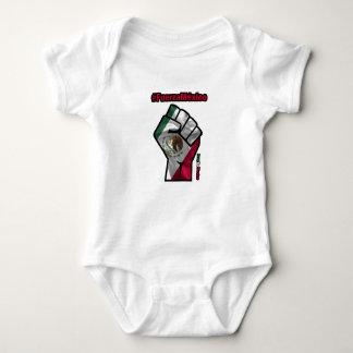 Fuerza Mexico Baby Bodysuit