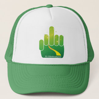 FUG Emerald Finger Trucker Hat