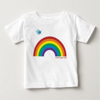 FUG Kids Rainbow Bird Baby T-Shirt
