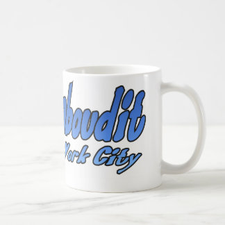 Fuggedaboutit- Brooklyn, NYC Coffee Mug