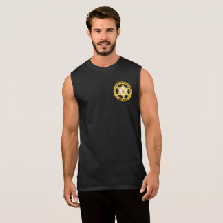 FUGITIVE RECOVERY AGENT Cotton Sleeveless T-Shirt