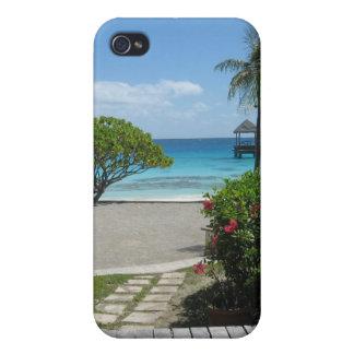Fuite du Tahiti Étuis iPhone 4