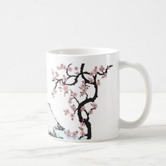 Fuji and Sakura Coffee Mug