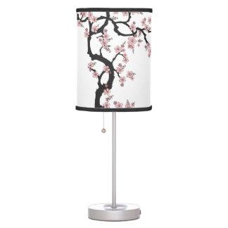 Fuji and Sakura: Table Lamp (sakura version)