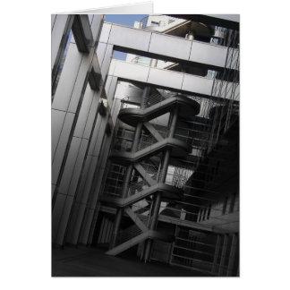 Fuji Building Tokyo Card