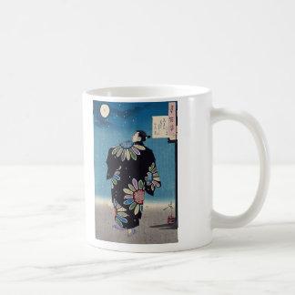 Fukami Jikyu, Tsukioka Yoshitoshi Coffee Mug