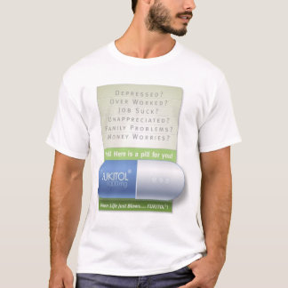 Fukitol Pill T-Shirt