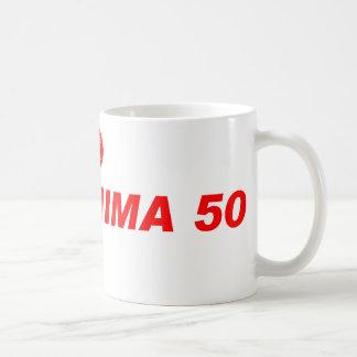 FUKUSHIMA50 pray for japan Coffee Mug