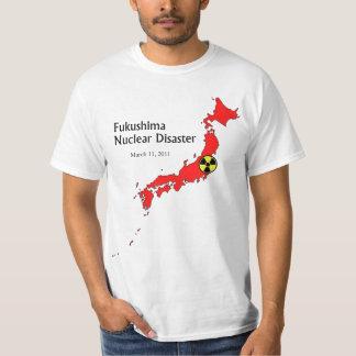 Fukushima Nuclear Disaster Tee Shirt
