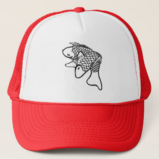 Fukushima Sashimi Trucker Hat