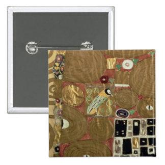 Fulfilment  c.1905-09 2 inch square button