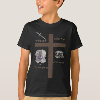 Full Armor of God Christian products T-Shirt