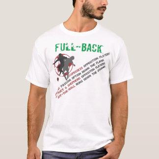 Full-Back's Roles T-Shirt