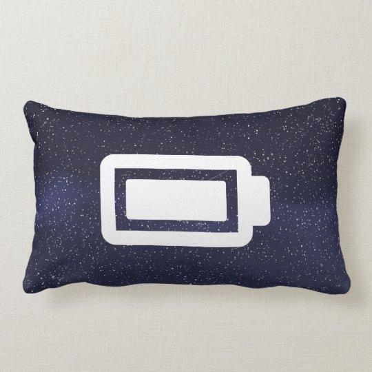 Full Batteries Minimal Lumbar Pillow