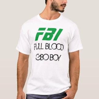 FULL BLOOD IGBO BOY, FBI T-Shirt