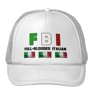 Full Blooded Italian Cap Trucker Hat