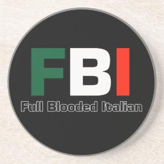 Full Blooded Italian Drink Coaster