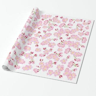 Full bloom pink sakura (Cherry blossom) pattern