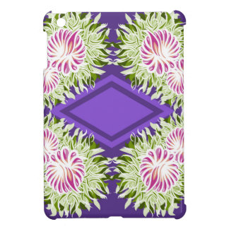Full Blossom Pattern Case For The iPad Mini